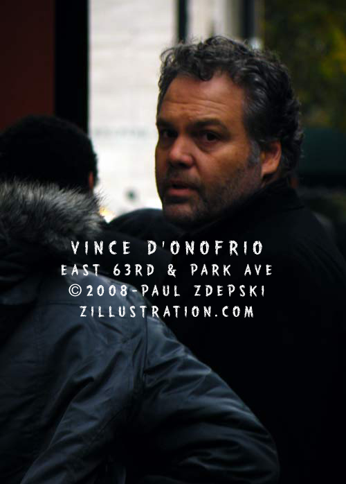 zdepski's photo of Vincent D'Onofrio