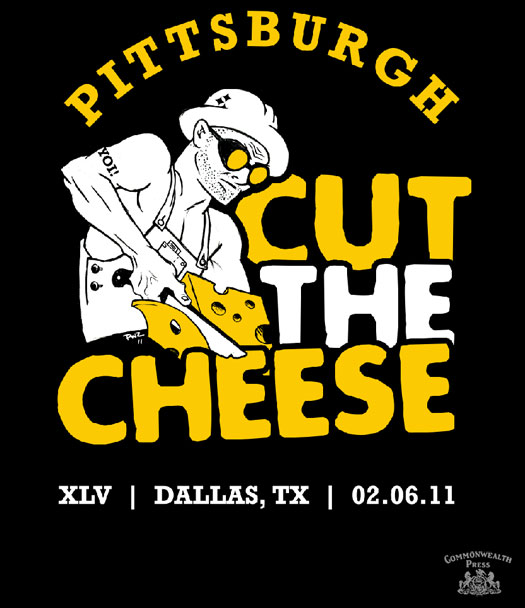 Dan Rugh and Paul Zdepski's collaboration - Cut the Cheese
