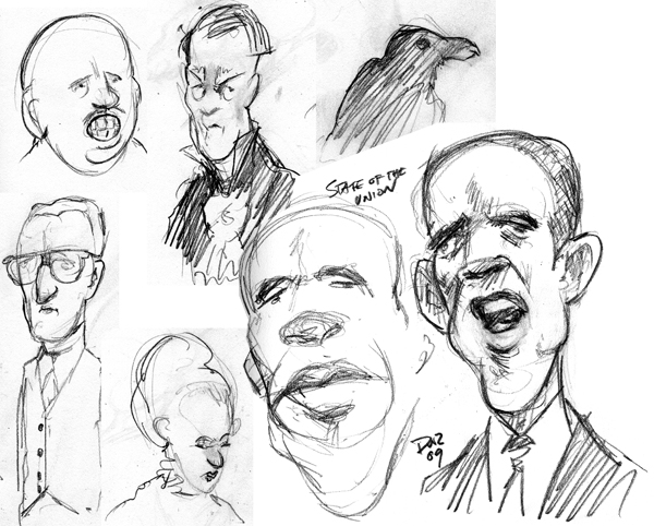 zdepski's sketches from watching PBS