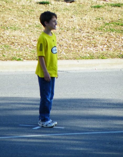 zdepski's photo of a kid at dealey plaza