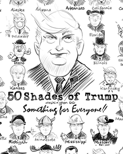 50 Shades of Trump